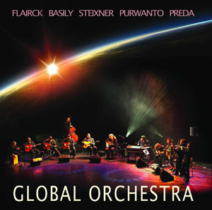 Flairck & Basily - Global Orchestra: CD