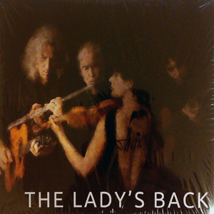 The Lady's Back (CD)